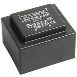 Transformátor do DPS Gerth PTG383602, 3.60 VA
