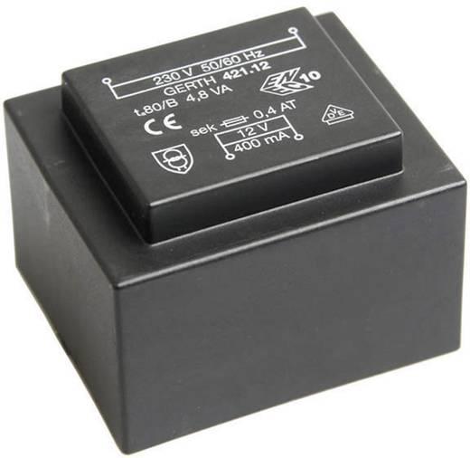 Printtransformator 1 x 230 V 2 x 30 V/AC 4.80 VA 80 mA PT426002 Gerth