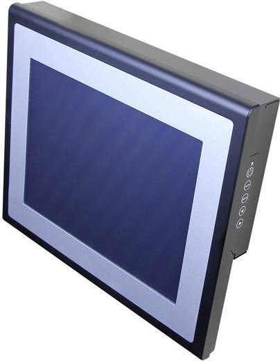 Industrie PC Halterung Passend für Serie: Joy-IT Industrie Systeme Joy-it Schwarz