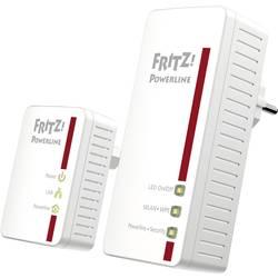 Powerline Wi-Fi Starter Kit AVM FRITZ!Powerline 540E WLAN Set, 500 Mbit/s