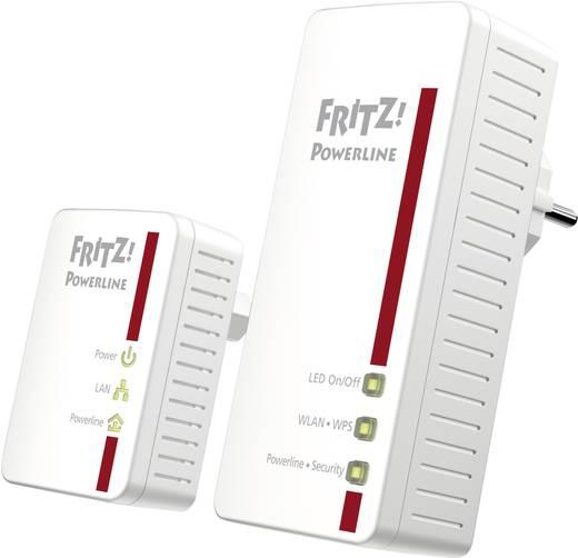 Powerline WLAN Starter Kit 500 MBit/s AVM FRITZ!Powerline 540E WLAN
