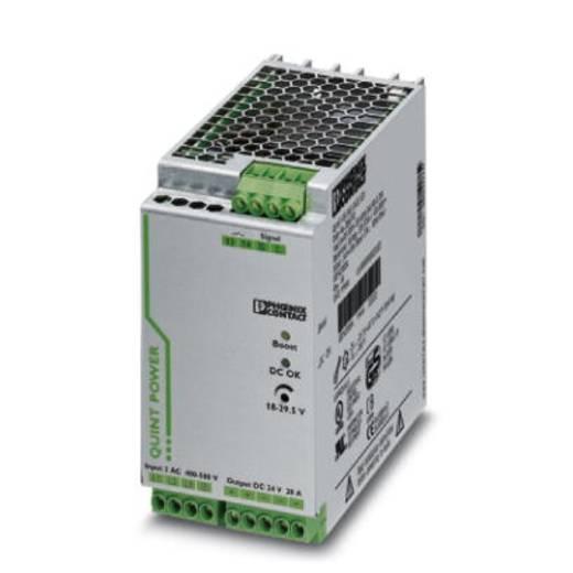 Phoenix Contact QUINT-PS/ 3AC/24DC/20/CO Hutschienen-Netzteil (DIN-Rail) 24 V/DC 20 A 480 W 1 x