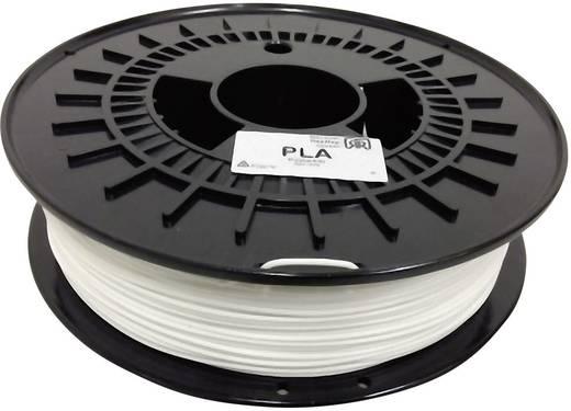 Filament German RepRap 100257 PLA 1.75 mm Weiß 750 g