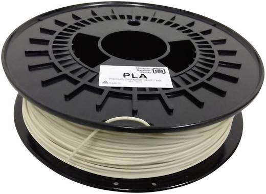 Filament German RepRap 100261 PLA 1.75 mm Natur (weich) 750 g
