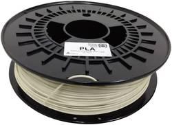 Vlákno pro 3D tiskárny German RepRap 100261, PLA plast, 1.75 mm, 750 g, přírodní (jemná)