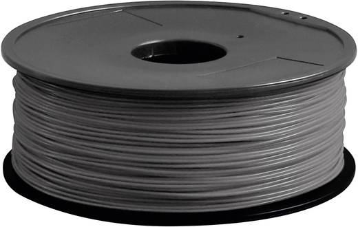 Filament Renkforce PLA 1.75 mm Grau 1 kg