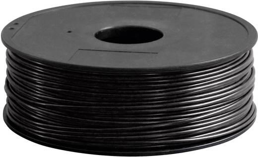 Filament Renkforce PLA 3 mm Schwarz 1 kg