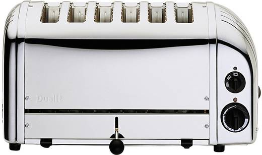 dualit vario bread 6 schlitz toaster kaufen. Black Bedroom Furniture Sets. Home Design Ideas