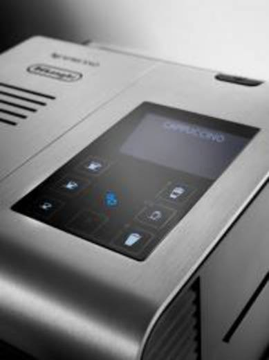 DeLonghi Latissima Pro EN 750.MB Nespresso Kapselmaschine Silber-Schwarz mit Milchbehälter, One Touch