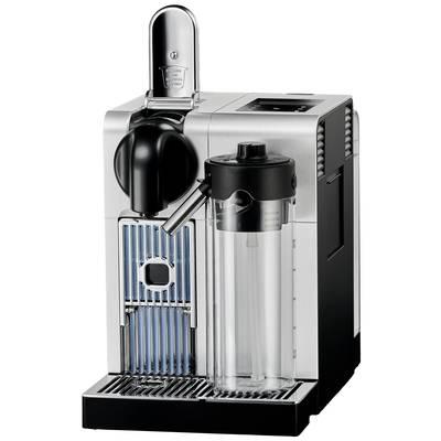 DeLonghi Latissima Pro EN 750.MB Kapselmaschine Silber-Schwarz mit Milchbehälter, One Touc Preisvergleich