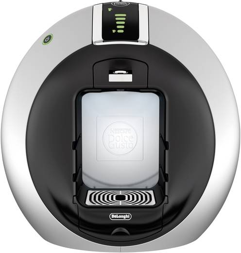 DeLonghi Circolo Automatic EDG 606.S Dolce Gusto Kapselmaschine Silber