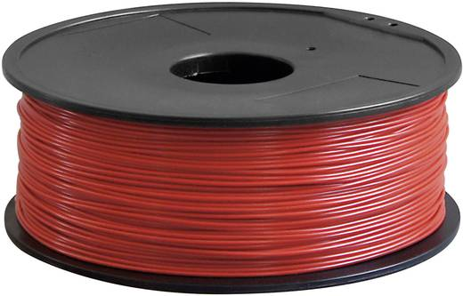 Filament Renkforce ABS 1.75 mm Rot 1 kg