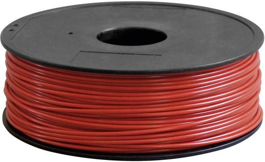 Renkforce ABS300R1 Filament ABS 3 mm Rot 1 kg