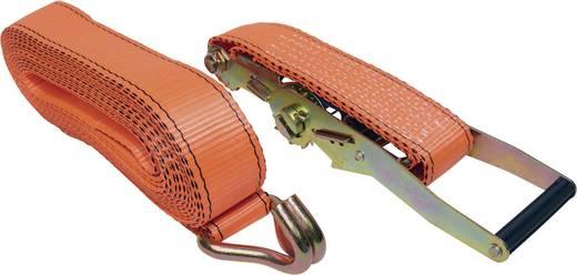 Zweiteiliger Spanngurt Zugkraft LC Niederzurren (einzeln/direkt)=2500 daN (L x B) 8 m x 50 mm LAS 10338