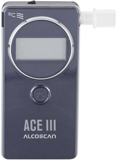 Alkoholtester ACE III Basic Messbereich Alkohol (max.)=5 ‰ inkl. Display
