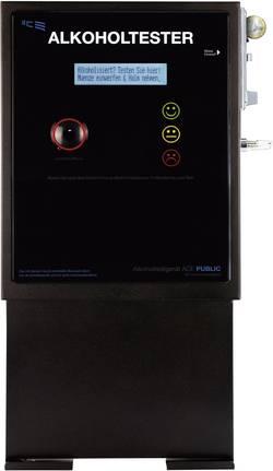 Alkohol tester do gastronomických provozů ACE Public, montáž na zeď, vč. displeje