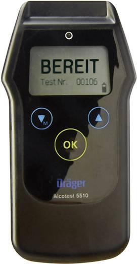 Alkoholtester Dräger 5510 0 bis 5 ‰ inkl. Display