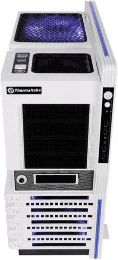 Tower Gaming-Gehäuse Thermaltake VN10006W2N Schwarz, Weiß Seitenfenster, Headsethalter
