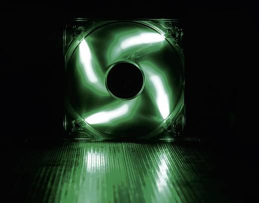PC-Gehäuse-Lüfter Bitfenix Spectre Schwarz (transparent) (B x H x T) 120 x 120 x 25 mm