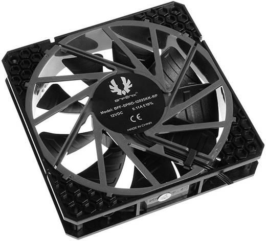 PC-Gehäuse-Lüfter Bitfenix Spectre Pro Schwarz (B x H x T) 120 x 120 x 25 mm
