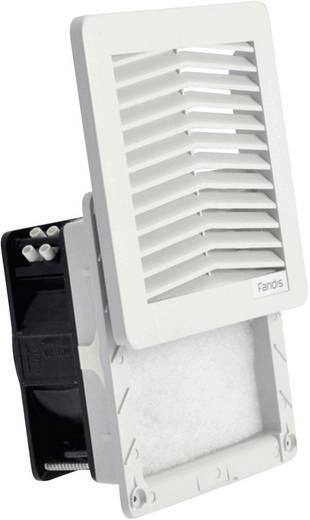 Schaltschrank-Lüfter FF12A230UF Fandis 230 V/AC 18 W (B x H x T) 150 x 150 x 65.5 mm