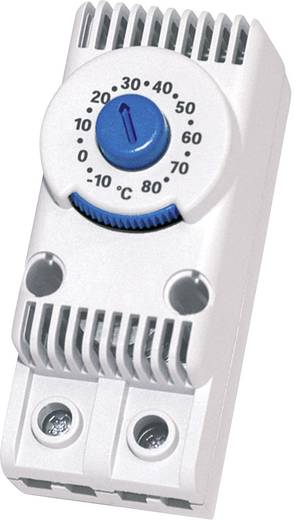 Schaltschrank-Thermostat TRT-10A230V-NO Fandis 250 V/AC 1 Schließer (L x B x H) 45 x 29 x 68 mm