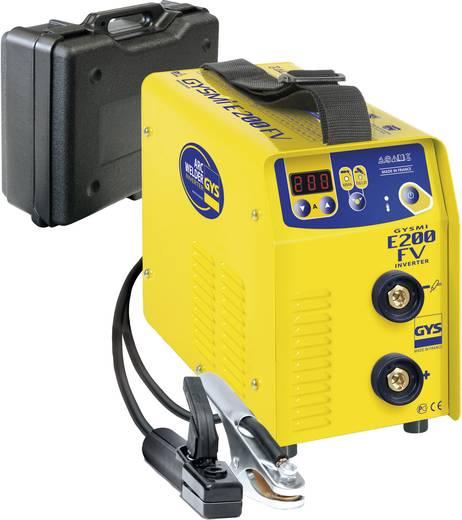 Schweißinverter 5 - 200 A GYS I E200