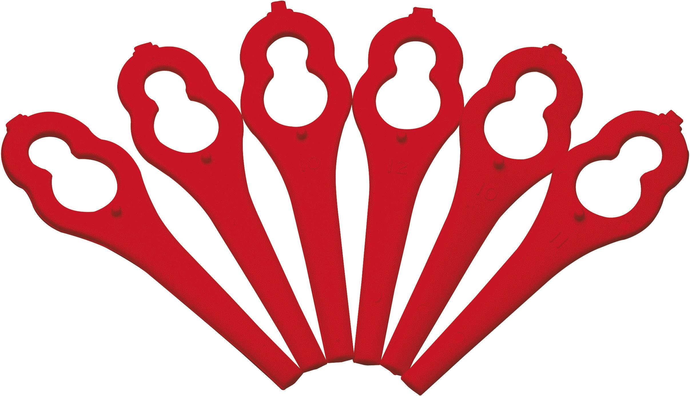 50st Rasentrimmer Trimmer Durablade Kunststoffmesser Für BOSCH ART 23-18 LI