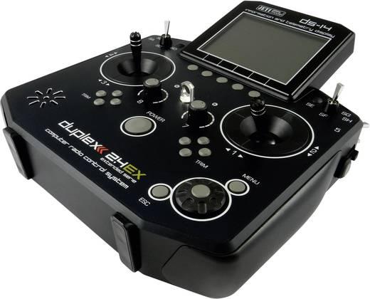 Jeti DUPLEX DS-14 Mode 5 Hand-Fernsteuerung 2,4 GHz Anzahl Kanäle: 8