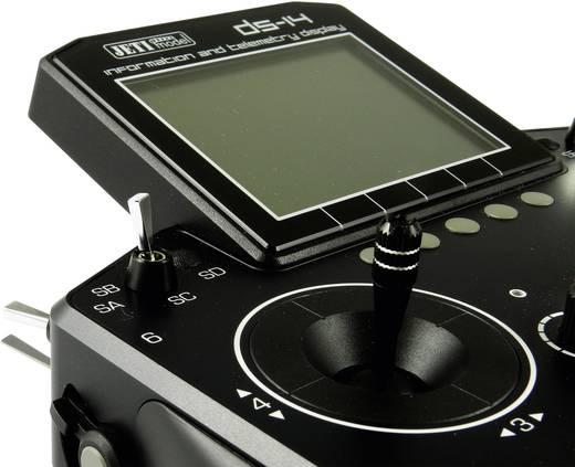 Jeti DUPLEX DS-14 Mode 1/3 Hand-Fernsteuerung 2,4 GHz Anzahl Kanäle: 8