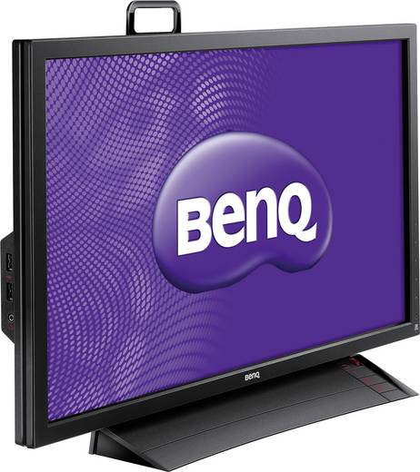 LED-Monitor 68.6 cm (27 Zoll) BenQ XL2720Z EEK B 1920 x 1080 Pixel Full HD 1 ms DisplayPort, DVI, HDMI™, USB 2.0, VGA TN