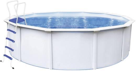 stahlwand pool 12140 x h 360 cm x 120 cm inkl filterpumpe inkl leiter. Black Bedroom Furniture Sets. Home Design Ideas