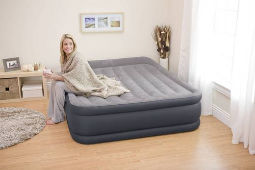 Deluxe Pillow Grey-Blue Queen 230V