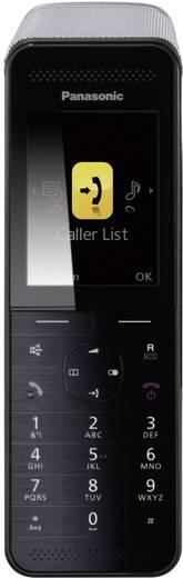 DECT Mobilteil Panasonic KX-PRWA10 Schwarz, Edelstahl