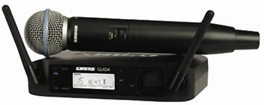 Funkmikrofon-Set Shure GLX-D24E/Beta 58A Übertragungsart:Funk