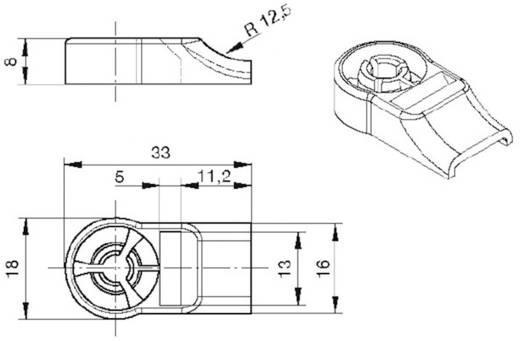 Stecksockel Polyamid PB Fastener 1070-SL-40 1 St.