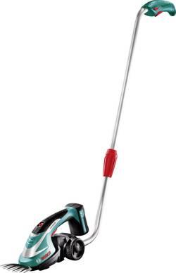 Akumulátorová teleskopické nůžky na trávu + akumulátor Li-Ion akumulátor Bosch Home and Garden AGS 10,8 LI