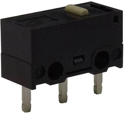 Mikroschalter 125 V/AC 3 A 1 x Ein/(Ein) Zippy DF-03S-0P-Z tastend 1 St.