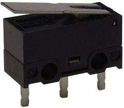 Microrupteur Zippy DF-03S-1P-Z 125 V/AC 3 A 1 x On/(On) momentané 1 pc(s)