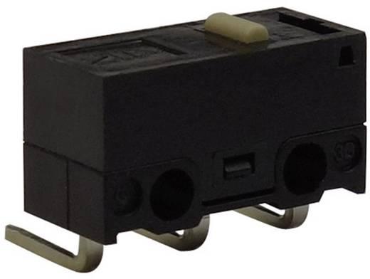 Mikroschalter 125 V/AC 3 A 1 x Ein/(Ein) Zippy DF-03S-0C-Z tastend 1 St.