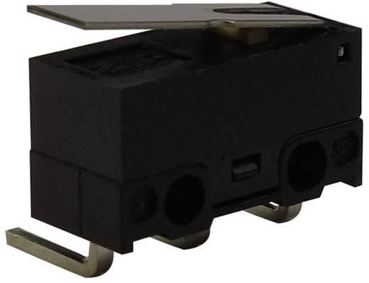 Mikroschalter 125 V/AC 3 A 1 x Ein/(Ein) Zippy DF-03S-1C-Z tastend 1 St.