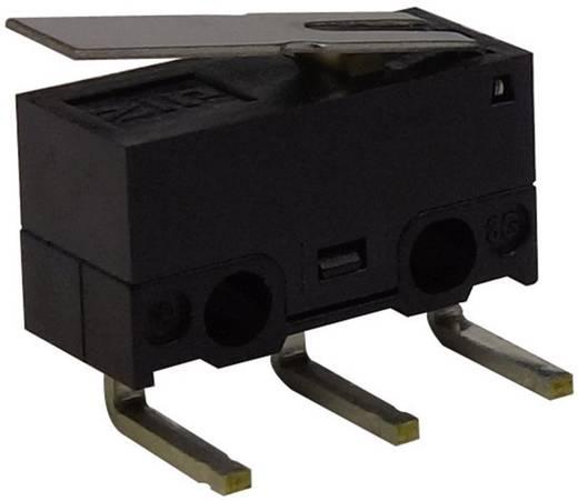 Mikroschalter 125 V/AC 3 A 1 x Ein/(Ein) Zippy DF-03S-1D-Z tastend 1 St.
