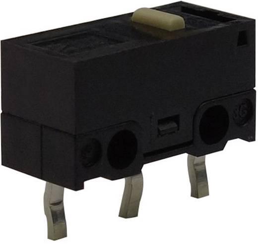 Mikroschalter 125 V/AC 3 A 1 x Ein/(Ein) Zippy DF-03S-0F-Z tastend 1 St.