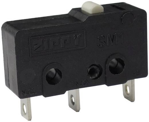 Mikroschalter 250 V/AC 6 A 1 x Ein/(Ein) Zippy SM1-N6S-00A0-Z tastend 1 St.