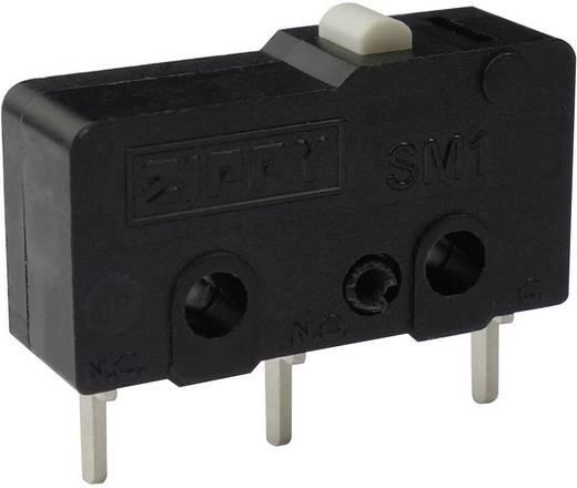 Mikroschalter 250 V/AC 6 A 1 x Ein/(Ein) Zippy SM1-N6S-00P0-Z tastend 1 St.