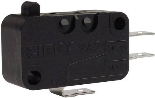 Mikroschalter 250 V/AC 16 A 1 x Ein/(Ein) Zippy VA2-16S0-00D0-Z tastend 1 St.