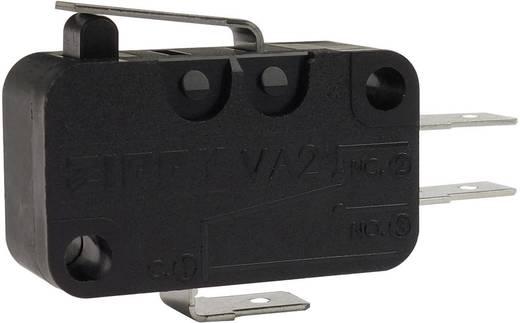 Mikroschalter 250 V/AC 16 A 1 x Ein/(Ein) Zippy VA2-16S1-01D0-Z tastend 1 St.