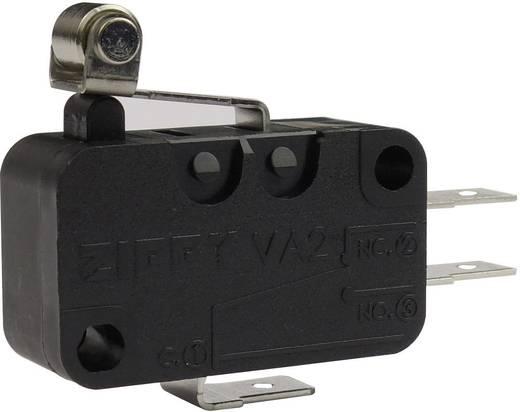 Mikroschalter 250 V/AC 16 A 1 x Ein/(Ein) Zippy VA2-16S1-05D0-Z tastend 1 St.