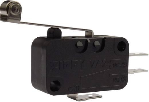 Mikroschalter 250 V/AC 16 A 1 x Ein/(Ein) Zippy VA2-16S1-06D0-Z tastend 1 St.