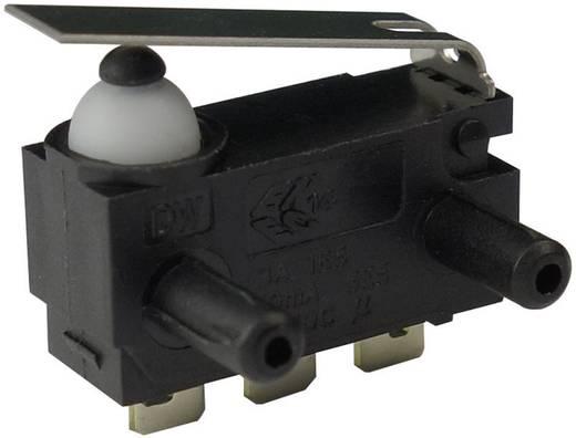 Mikroschalter 12 V/DC 0.1 A 1 x Ein/(Ein) Zippy DW-N2S-01A0E-Z tastend 1 St.